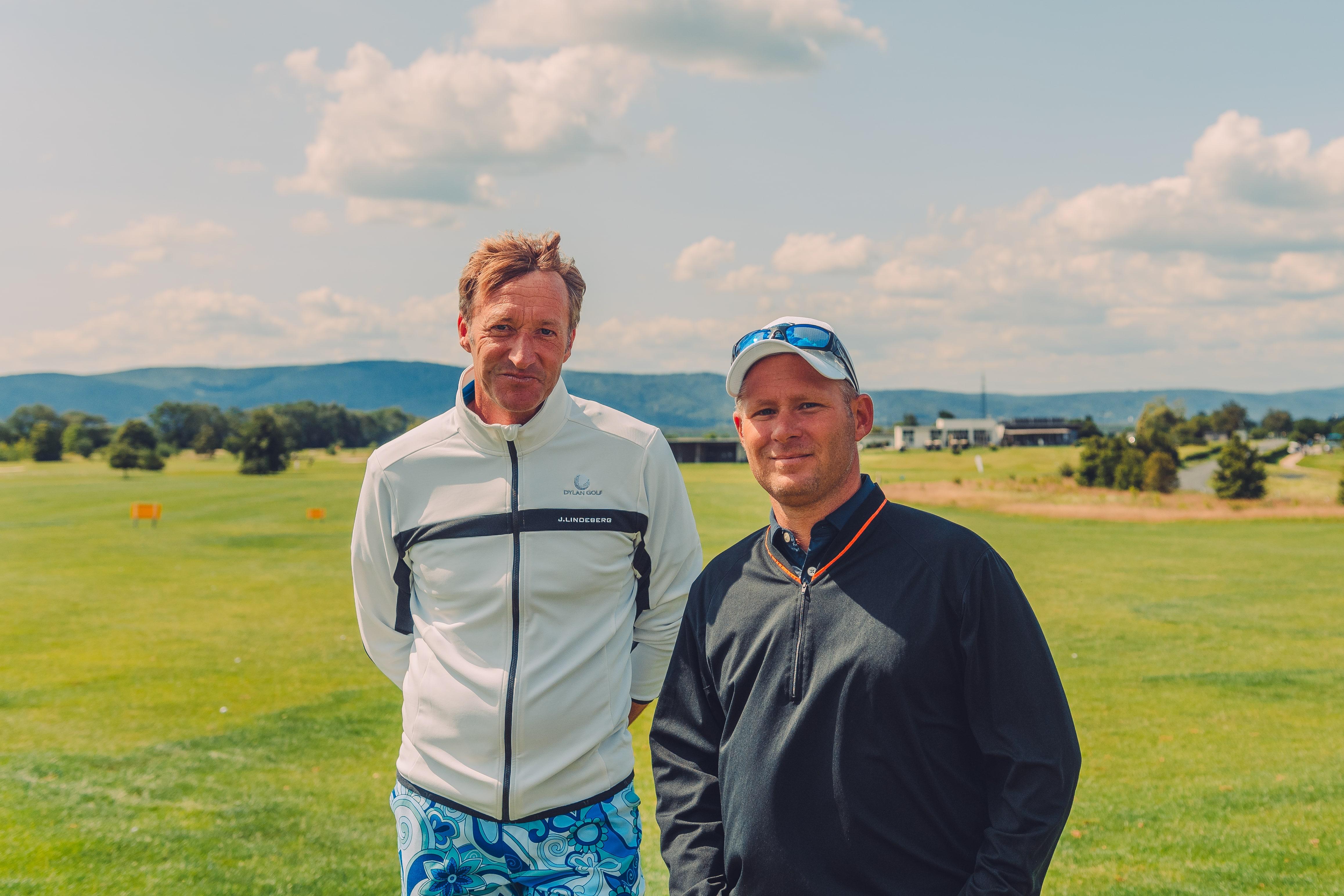 Golflehrer stellen sich vor.